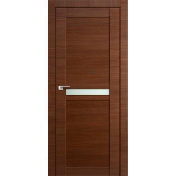 Дверь Профиль дорс 2.43Х Малага черри кроскут - со стеклом (Товар № ZF210829)