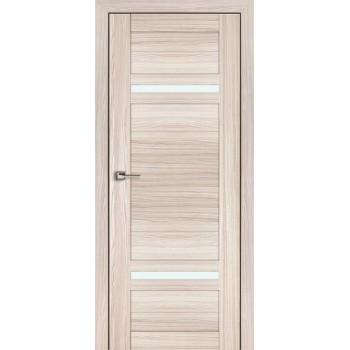 Дверь Профиль дорс 2.45Х Капучино мелинга - со стеклом (Товар № ZF208797)