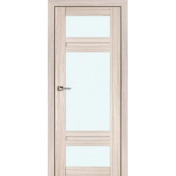 Дверь Профиль дорс 2.46Х Капучино мелинга - со стеклом (Товар № ZF208782)