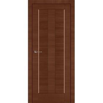 Дверь Профиль дорс 2.47Х Малага черри кроскут - глухая (Товар № ZF208894)