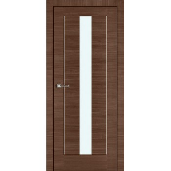 Дверь Профиль дорс 2.48Х Малага черри кроскут - со стеклом (Товар № ZF208914)