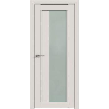 Дверь Профиль дорс 2.72U Дарк вайт - со стеклом (Товар № ZF211503)
