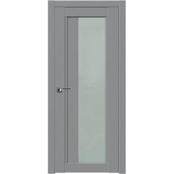 Дверь Профиль дорс 2.72U Манхэттен - со стеклом (Товар № ZF211366)