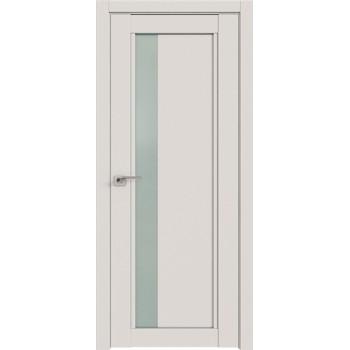 Дверь Профиль дорс 2.71U Дарк вайт- со стеклом (Товар № ZF211504)