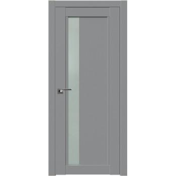 Дверь Профиль дорс 2.71U Манхэттен - со стеклом (Товар № ZF211359)