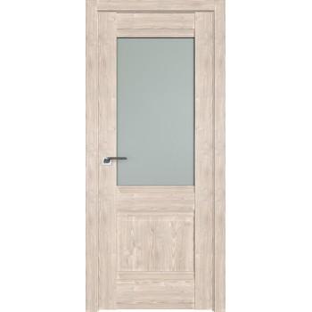 Дверь Профиль дорс 2XN Каштан светлый - со стеклом (Товар № ZF212312)
