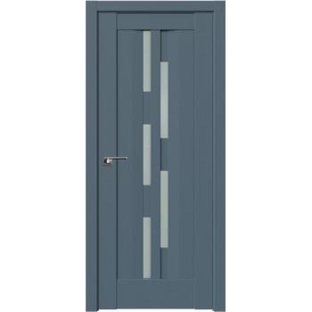 Дверь Профиль Дорс 30U Антрацит - со стеклом (Товар № ZF209116)