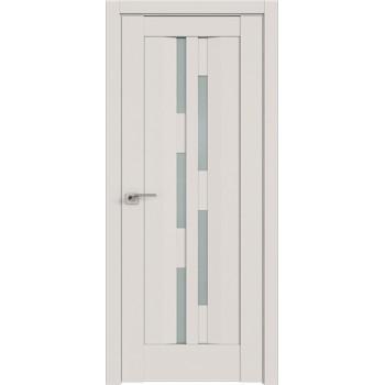 Дверь Профиль Дорс 30U Дарк Вайт - со стеклом (Товар № ZF209194)