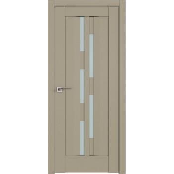 Дверь Профиль Дорс 30U Шеллгрей - со стеклом (Товар № ZF209094)