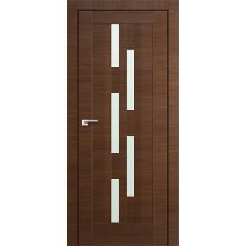Дверь Профиль дорс 30Х Малага черри кроскут - со стеклом (Товар № ZF208899)