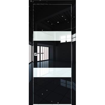 Дверь Профиль дорс 34LK Черный люкс - со стеклом (Товар № ZF210167)