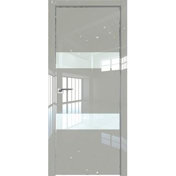 Дверь Профиль дорс 34LK Галька люкс - со стеклом (Товар № ZF210117)