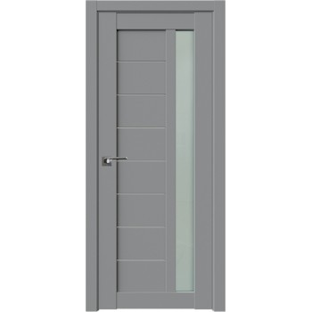 Дверь Профиль дорс 37U Манхэттен - со стеклом (Товар № ZF209159)