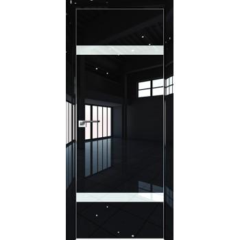 Дверь Профиль дорс 3LK Черный люкс - со стеклом (Товар № ZF210135)