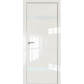 Дверь Профиль дорс 3LK Магнолия люкс - со стеклом (Товар № ZF210134)