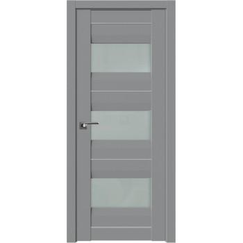 Дверь Профиль Дорс 41U Манхэттен - со стеклом (Товар № ZF209167)