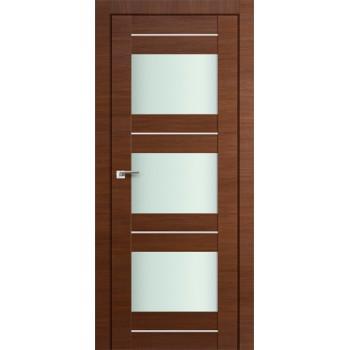 Дверь Профиль дорс 41Х Малага черри кроскут - со стеклом (Товар № ZF208905)