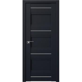 Дверь Профиль Дорс 42U Черный матовый - глухая (Товар № ZF209287)