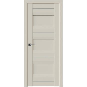 Дверь Профиль Дорс 42U Магнолия сатинат - глухая (Товар № ZF209236)