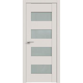 Дверь Профиль Дорс 46U Дарк вайт - со стеклом (Товар № ZF211210)