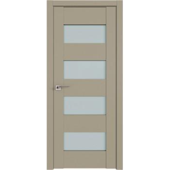 Дверь Профиль Дорс 46U Шеллгрей - со стеклом (Товар № ZF210946)