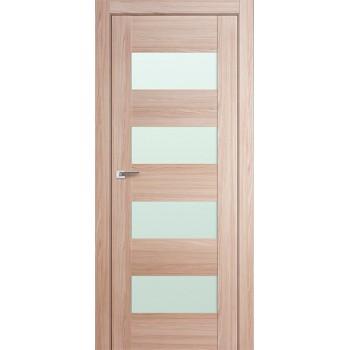 Дверь Профиль дорс 46Х Капучино мелинга - со стеклом (Товар № ZF208933)