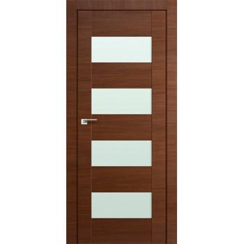 Дверь Профиль дорс 46Х Малага черри кроскут - со стеклом (Товар № ZF208910)