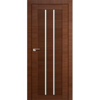 Дверь Профиль дорс 49Х Малага черри кроскут - со стеклом (Товар № ZF208913)
