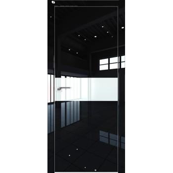 Дверь Профиль дорс 4LK Черный люкс - со стеклом (Товар № ZF210137)
