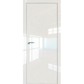 Дверь Профиль дорс 4LK Магнолия люкс - со стеклом (Товар № ZF210132)