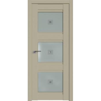 Дверь Профиль Дорс 4U Шеллгрей - со стеклом (Товар № ZF209103)