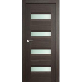 Дверь Профиль дорс 60Х Грей мелинга - со стеклом (Товар № ZF210763)