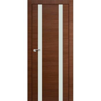 Дверь Профиль дорс 63Х Малага черри кроскут - со стеклом (Товар № ZF210771)