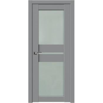 Дверь Профиль дорс 70U Манхэттен - со стеклом (Товар № ZF211265)