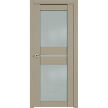 Дверь Профиль дорс 70U Шеллгрей - со стеклом (Товар № ZF210973)