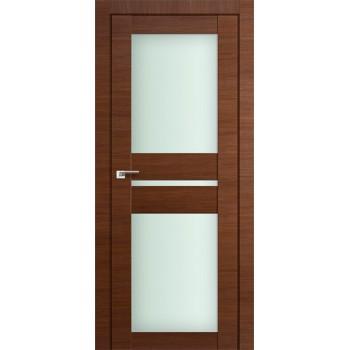 Дверь Профиль дорс 70Х Малага черри кроскут - со стеклом (Товар № ZF210794)