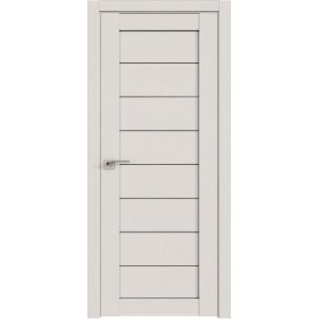 Дверь Профиль дорс 71U Дарк вайт - со стеклом (Товар № ZF211381)