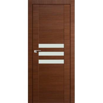 Дверь Профиль дорс 74Х Малага черри кроскут - со стеклом (Товар № ZF210797)