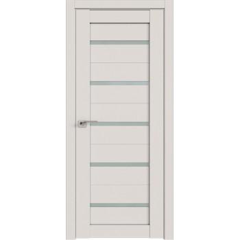 Дверь Профиль Дорс 7U Дарк Вайт - со стеклом (Товар № ZF209179)