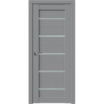 Дверь Профиль Дорс 7U Манхэттен - со стеклом (Товар № ZF209140)