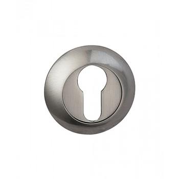 Ключевая накладка Bussare BO-10 Матовый хром (Товар № ZF212568)
