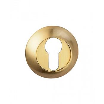 Ключевая накладка Bussare BO-10 Матовое золото (Товар № ZF212573)