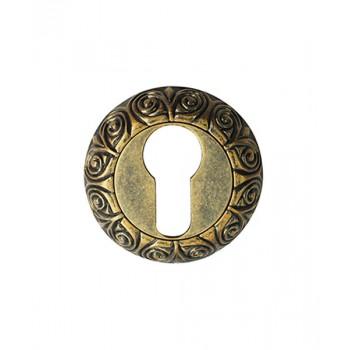 Ключевая накладка Bussare BO-20 Античная латунь (Товар № ZF212578)