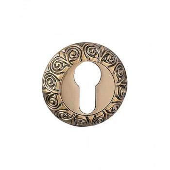 Ключевая накладка Bussare BO-20 Античная бронза (Товар № ZF212583)