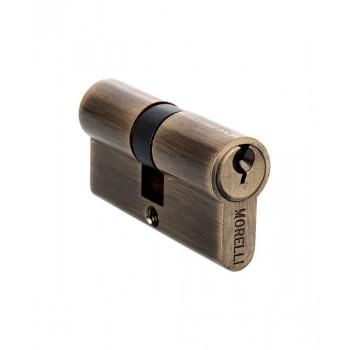 Ключевой цилиндр Morelli 50C AB Бронза (Товар № ZF212484)