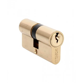 Цилиндр ключевой Morelli 60C PG Золото | ключ+ключ (Товар № ZF212616)