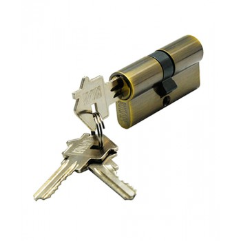 Цилиндр ключевой Bussare Cyl 3-60 Бронза (Товар № ZF212617)