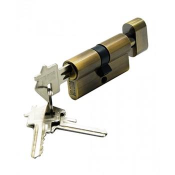 Цилиндр ключевой Bussare Cyl 3-60 TR Бронза (Товар № ZF212620)