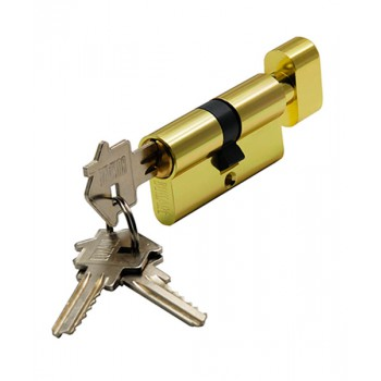 Цилиндр ключевой Bussare Cyl 3-60 TR Золото (Товар № ZF212632)