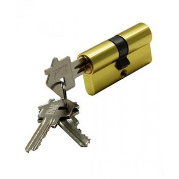 Цилиндр ключевой Bussare Cyl 3-60 Золото (Товар № ZF212619)